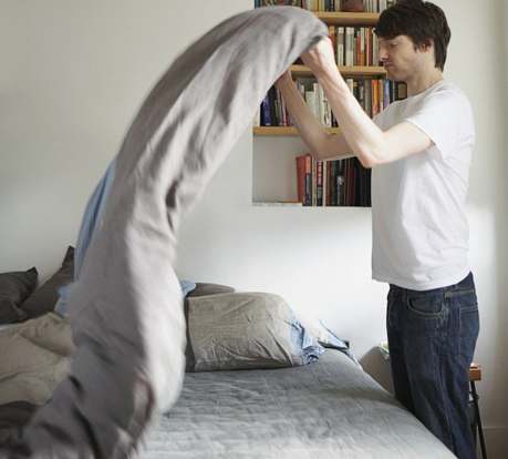 How often should you change bed sheet