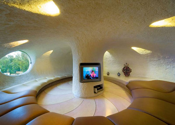 Weird and Beautiful Houses
